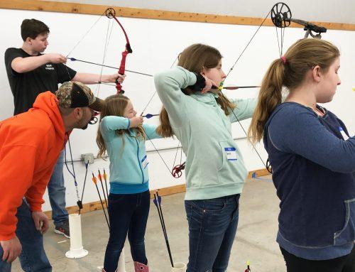 2021 Archery Program Announcement