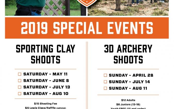 OSC 2019 Events Flyer