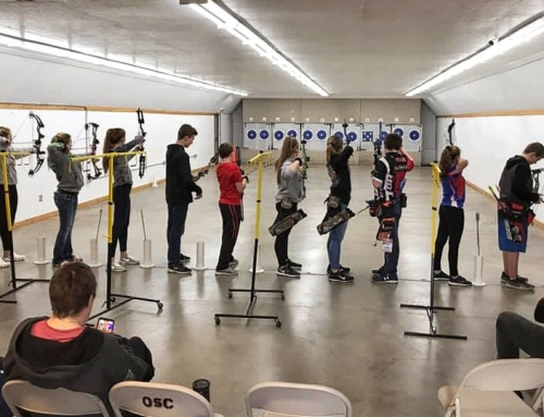 2019 Youth Archery Tournament Results