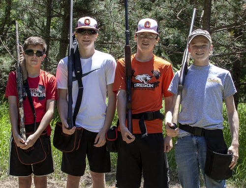 June Sporting Clay Scores