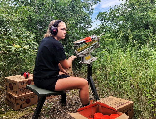 August 2019 Sporting Clay Results